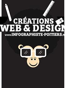 Raphaï Bernus infographiste freelance, Création de sites internet à Poitiers