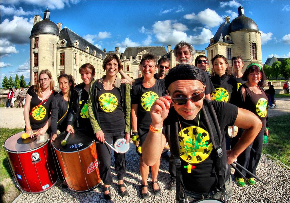 Batucada poitiers groupe Batucabraz